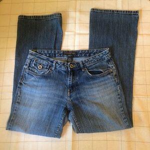 Banana Republic Bootcut Jeans, Size 6 Short